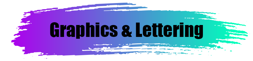 Graphics & Lettering - A World of Signs