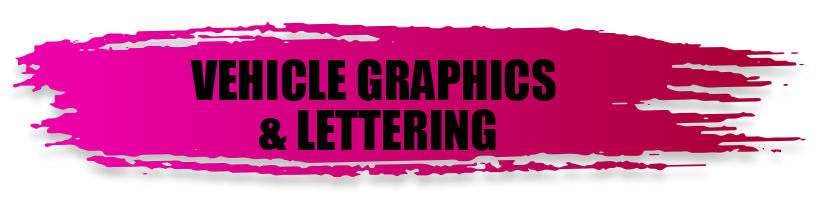 Vehicle Graphics & Lettering - A World of Signs