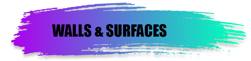 Walls & Surfaces - A World of Signs